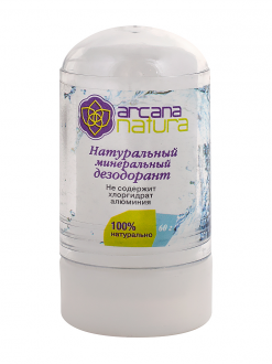 Дезодорант минеральный Arcana Natura