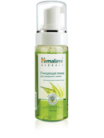 Himalaya Herbals Пенка для умывания с нимом
