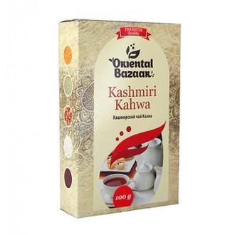 Кашмирский чай Кахва (Kashmiri Kahwa) Shri Ganga, 100 гр.