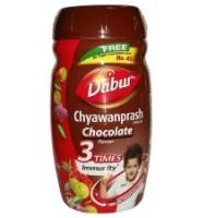 Чаванпраш Dabur со вкусом Шоколада