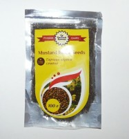 Горчица черная семена (Mustard Seeds)