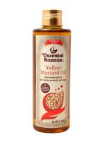 Горчичное масло (из семян желтой горчицы) / Yellow Mustard Oil