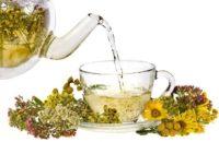 Травяные сборы и чайные напитки